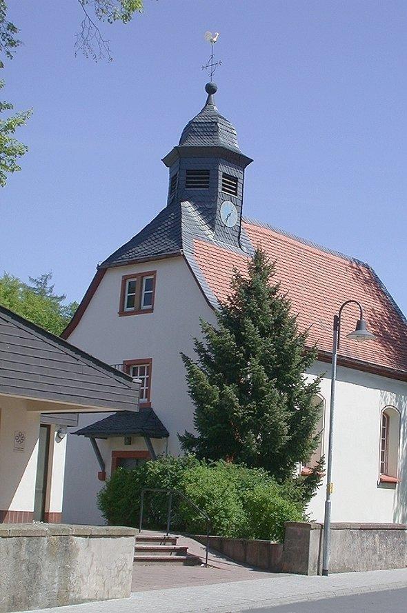 Kirchen & Religiöse Gemeinschaften   Gemeinde Limeshain